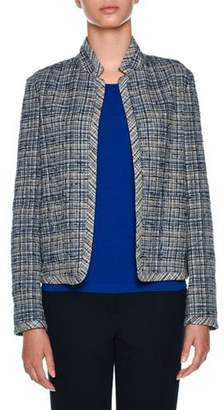Agnona Cotton Tweed Daily Jacket