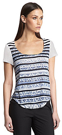 "Kenneth Cole New York The ""Mason"" Top"