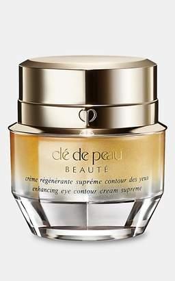 Clé de Peau Beauté Women's Enhancing Eye Contour Cream Supreme 15ml