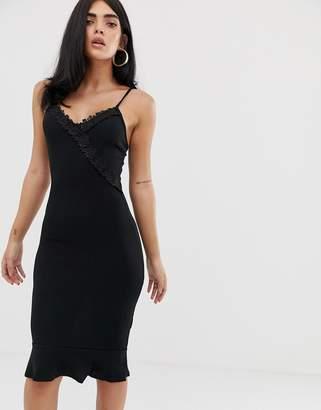 AX Paris cami bodycon midi dress