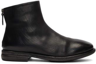 Marsèll Black Listolo Invernale Boots