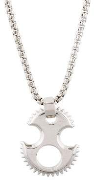 Eddie Borgo Tuareg Pendant Necklace