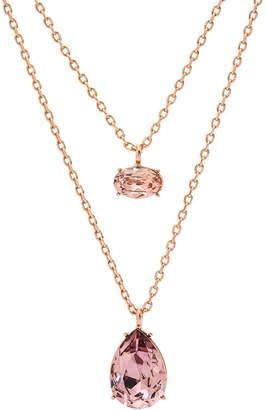 dca5e04dce707 Swarovski Crystal Drop Necklace - ShopStyle