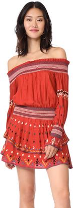 Red Carter Calla Dress $260 thestylecure.com
