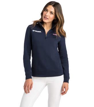Vineyard Vines Womens Shark Week Womens Classic Shep Shirt