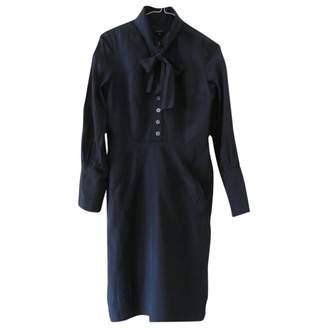 Tocca Navy Silk Dress for Women