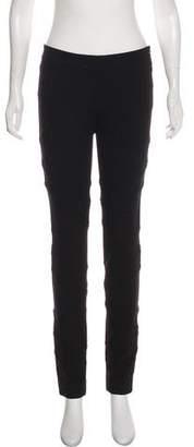 Robert Rodriguez Mid-Rise Skinny Leggings