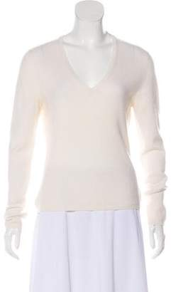 Malo Long Sleeve Cashmere Sweater