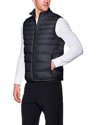 Otterline Men's Regular-fit Full Front Zip Heavy Weight Quilting Vest L