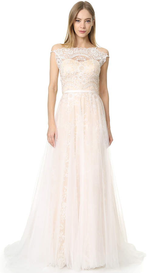 Catherine Deane Catherine Deane Harlow Gown