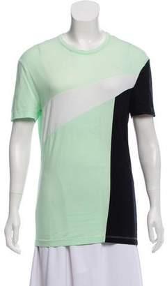 Versus Patterned Short Sleeve Top