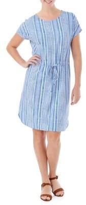 Olsen Vertical Striped Dress
