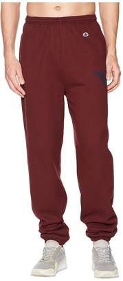 Champion College West Virginia Mountaineers Eco Powerblend Banded Pants Men's Casual Pants