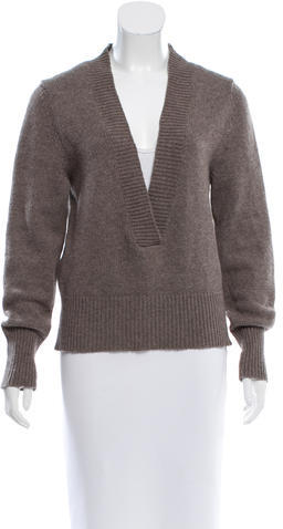 Marc Jacobs Marc Jacobs Wool & Cashmere-Blend Sweater