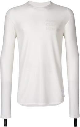 Satisfy Mesh Long T-shirt