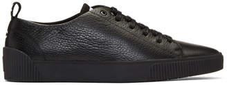 HUGO Black Zero Tennis Sneakers