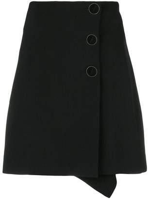 Victoria Beckham Victoria asymmetric skirt
