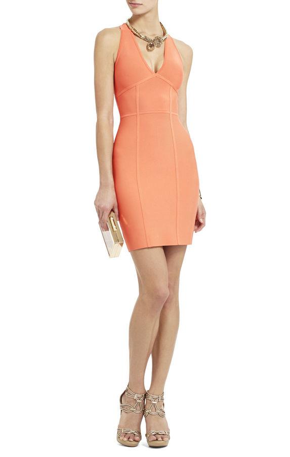 Gemma T-Back Dress