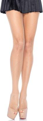 Leg Avenue Women's Nylon Fishnet Pantyhose Hosiery