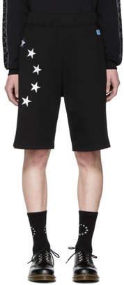 Etudes Black Etoile Shorts