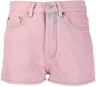Acne Studios classic denim shorts