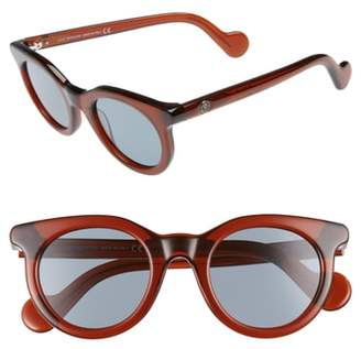 Moncler 47mm Sunglasses