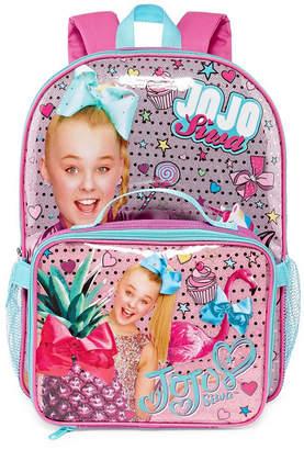 Jo-Jo JOJO Jojo Backpack with Lunch Tote Set