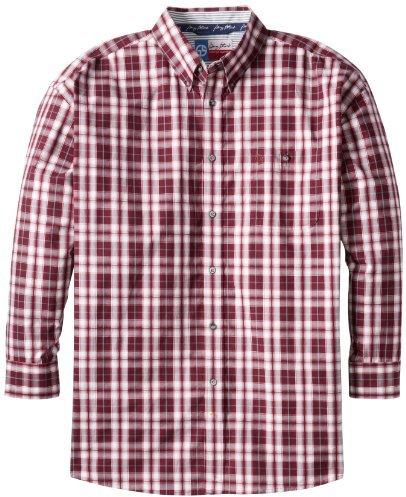 Wrangler Men's Big George Strait Collection One Pocket Shirt