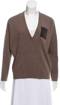Brunello Cucinelli Virgin Wool-Blend Sweater