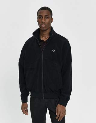 Fred Perry Monochrome Fleece Jacket