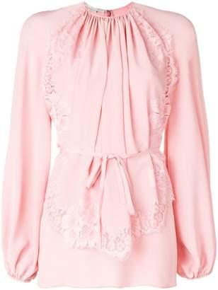 Stella McCartney lace embellished blouse