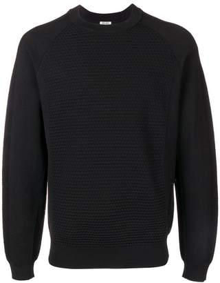 Kenzo textured sweatshirt