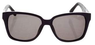 Linda Farrow The Row x Tinted Wayfarer Sunglasses