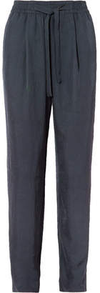Vince Twill Pants - Navy