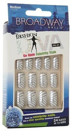 Broadway Nails Fashion Diva Go Glam Nails