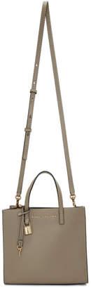 Marc Jacobs Grey Mini Grind Bag