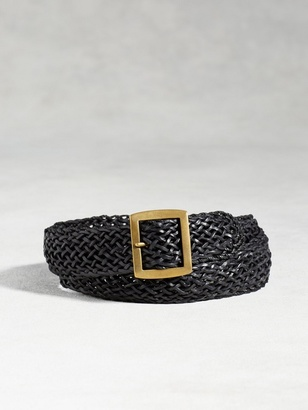Artisan Braid Belt $248 thestylecure.com