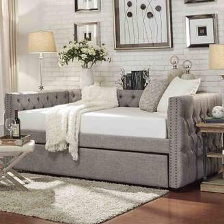 House of Hampton Ghislain Daybed with Trundle