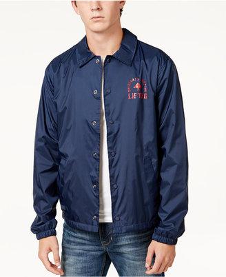 LRG Men's Inspire Graphic-Print Coach Jacket $59 thestylecure.com