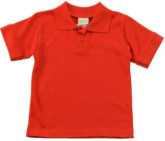 PAM Big Boys' blank polo shirt