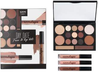 NYX Day Date Face & Lip Kit