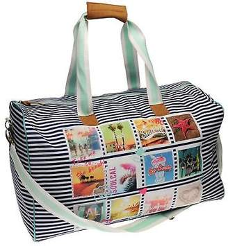 Soul Cal SoulCal Womens Holdall Bag Summer Casual Beach Water Pool Accessories