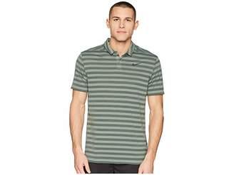 Nike Breathe Stripe Polo OLC Men's Clothing