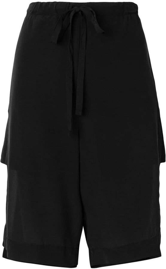 Lost & Found Ria Dunn drawstring knee-length shorts