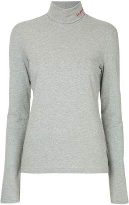 Calvin Klein turtle neck top