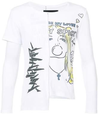 Neith Nyer Eva graphic T-shirt