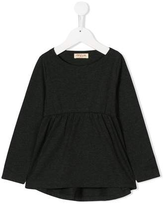 Amelia Milano empire waist long sleeve top