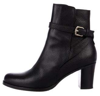 LK Bennett Dionne Grained Leather Boots