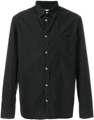 Maison Margiela longsleeved pocket shirt