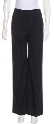 Calvin Klein Collection Wool Wide-Leg Pants w/ Tags